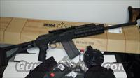 Fully Converted Russian Saiga 12  Shotgun with TONS on Extras 12GA