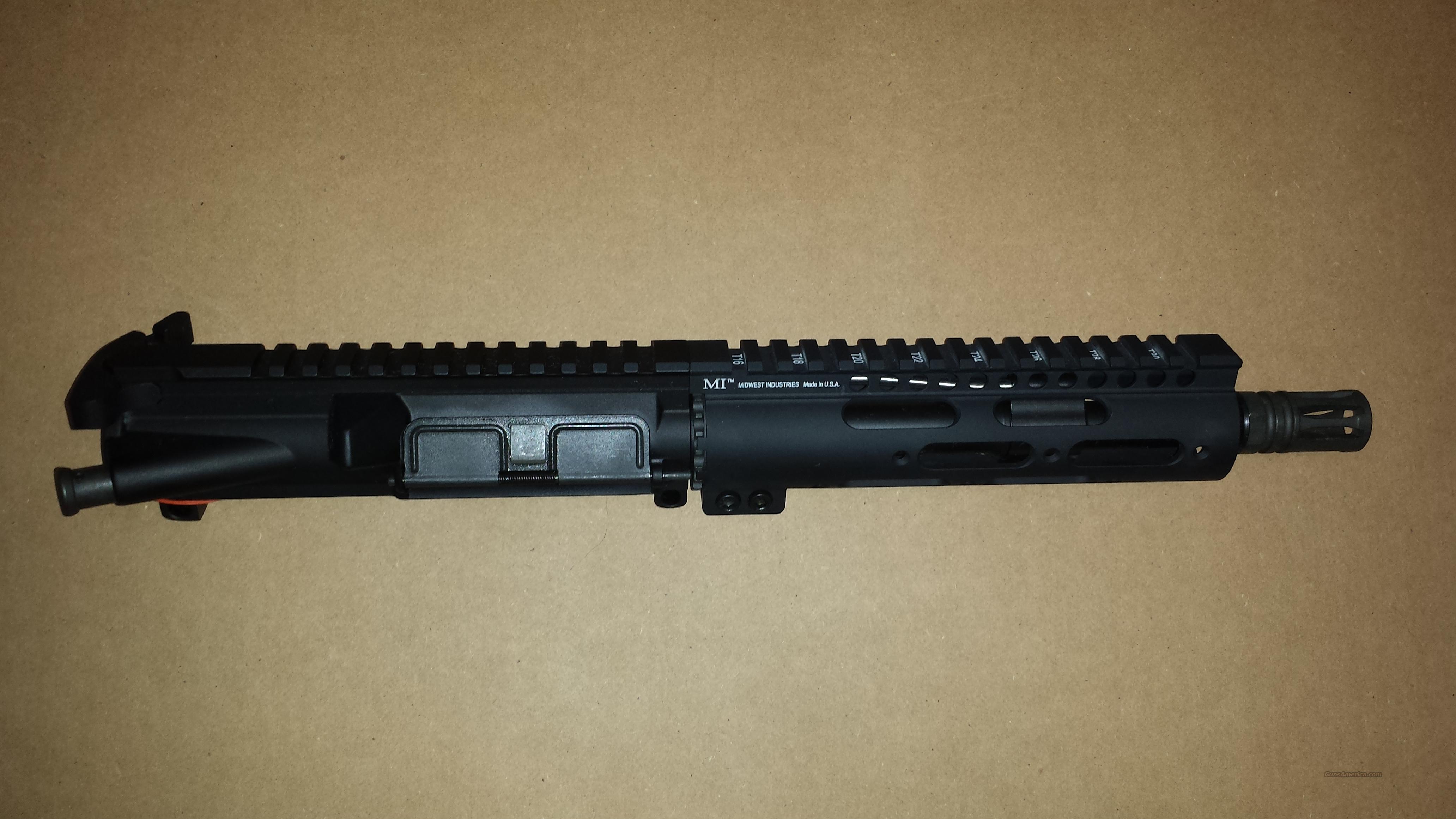 Lmg Ar 15 Complete Upper Receiver 300 Blackout For Sale