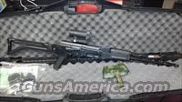 RARE Arsenal USA SA M-7 SF 7.62X39 Milled Receiver Side Folder with Russian Red Dot Scope AK 47
