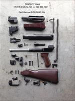 East German DDR AK-47 Parts kit - MPi-KM