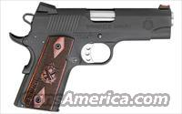 Springfield Armory Compact Range Officer 4 inch 45acp