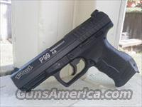 2010 Walther P99 AS 40 cal