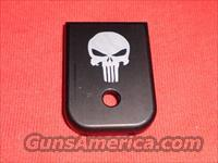 FITS GLOCK MAGAZINE FLOOR PLATE PUNISHER 10MM 45 ACP FIT MODEL 20, 21