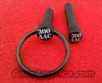 300 AAC EXT TAKEDOWN PINS / KEY RING 5.56 PANTHER ARM CMMG BCM UTG 223 300 AAC BUSHMASTER DPMS