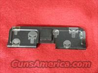 PUNISHER Dust Cover 6.8 spc BCM UTG 223 DOUBLE STAR CMMG 6.5 YHM BUSHMASTER DPMS