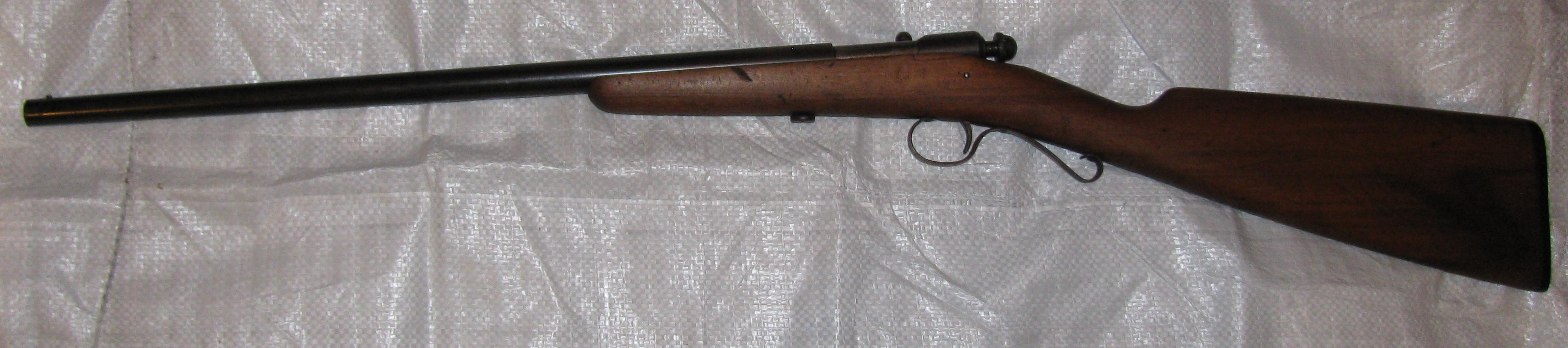 Winchester Model 36 9MM Rimfire Shotgun Garden Gun