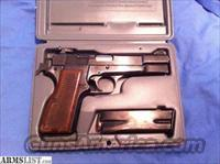 C-SERIES BROWNING HIGH POWER 9MM W/ADJUSTABLE SIGHT - BELGIUM