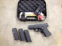 Glock 19   Gen 4    9mm    Free Shipping