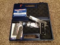 Colt Commander Stainless .45ACP Never Fired