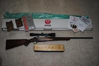 RUGER MK77R, .204 Ruger, Like New, Serious ofered considered
