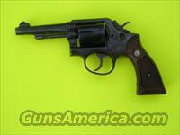 Smith & Wesson 38 Spcl Model 10-5