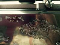 Browning Bar MK II Semi automatic Rifle/Safari