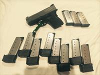 PreOwned Bitone Springfield XDS W/ 11 MAGAZINES