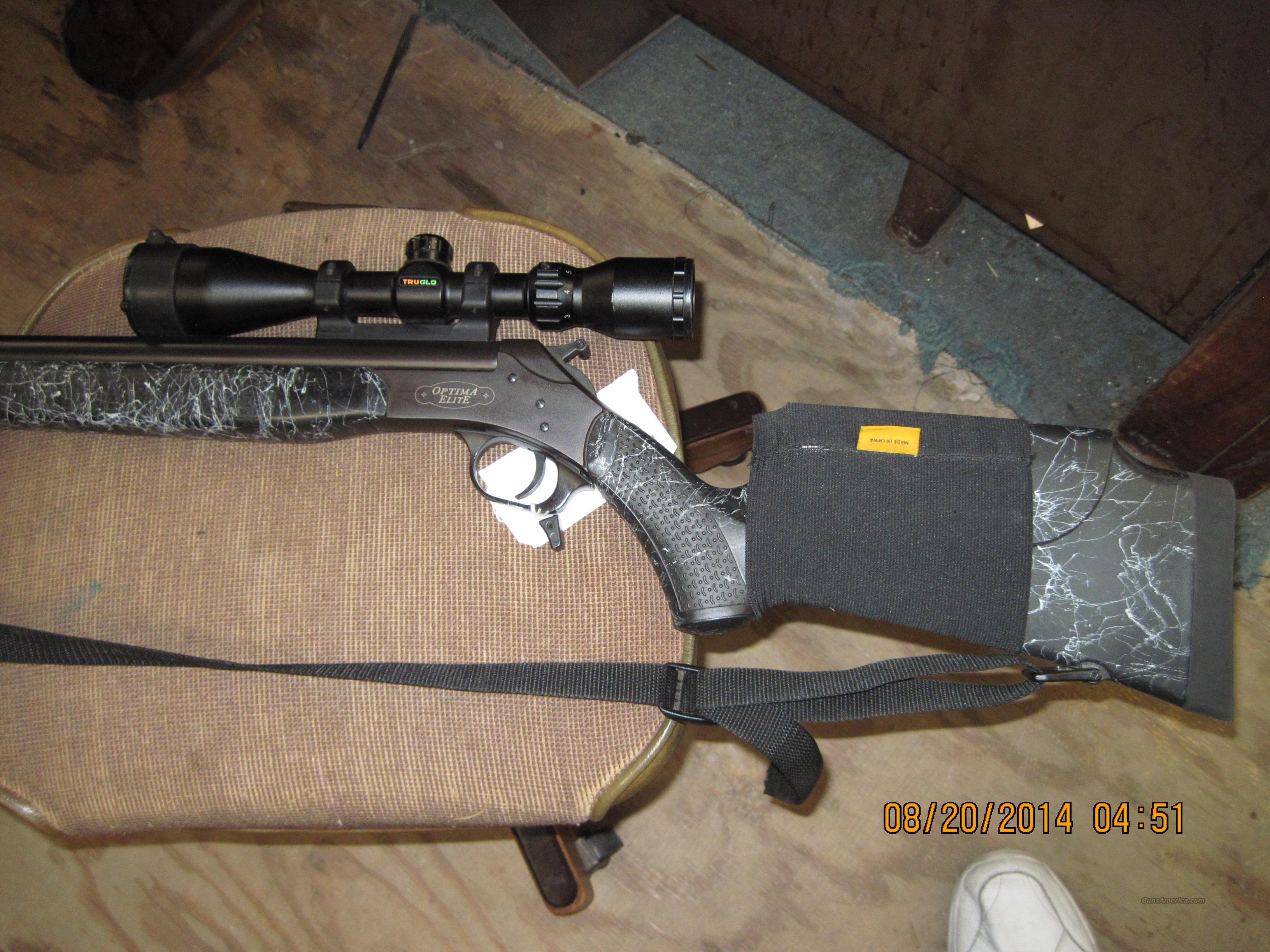 Bergara Barrels CVA Optima Elite  45-70 Govt  Rifle