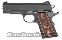 "Springfield 1911 Range Officer *Compact* 4"" .45 6RD (New) PI9126LP"