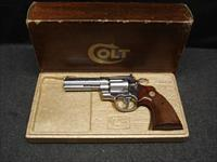 COLT PYTHON STAINLESS IMPORT STAMPED