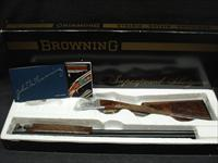 BROWNING CLASSIC SUPERLIGHT, SUPERPOSED 20GA NEW IN