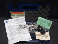 "COLT ANACONDA 4"" BOX PAPERWORK"