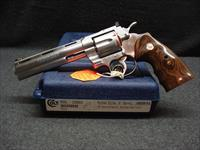 COLT PYTHON ELITE STAINLESS MATCHING BOX