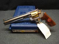 COLT ANACONDA STOCK CAR SPECIAL BLACK PEARL TITANIUM FINISH NIB
