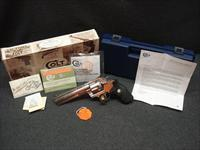 COLT ANACONDA 44 MAG LIKE NEW ORIGINAL BOX/PAPERWORK AND 1993 SALES RECEIPT