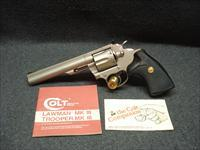 COLT TROOPER MKIII 22LR ELECTROLESS NICKEL