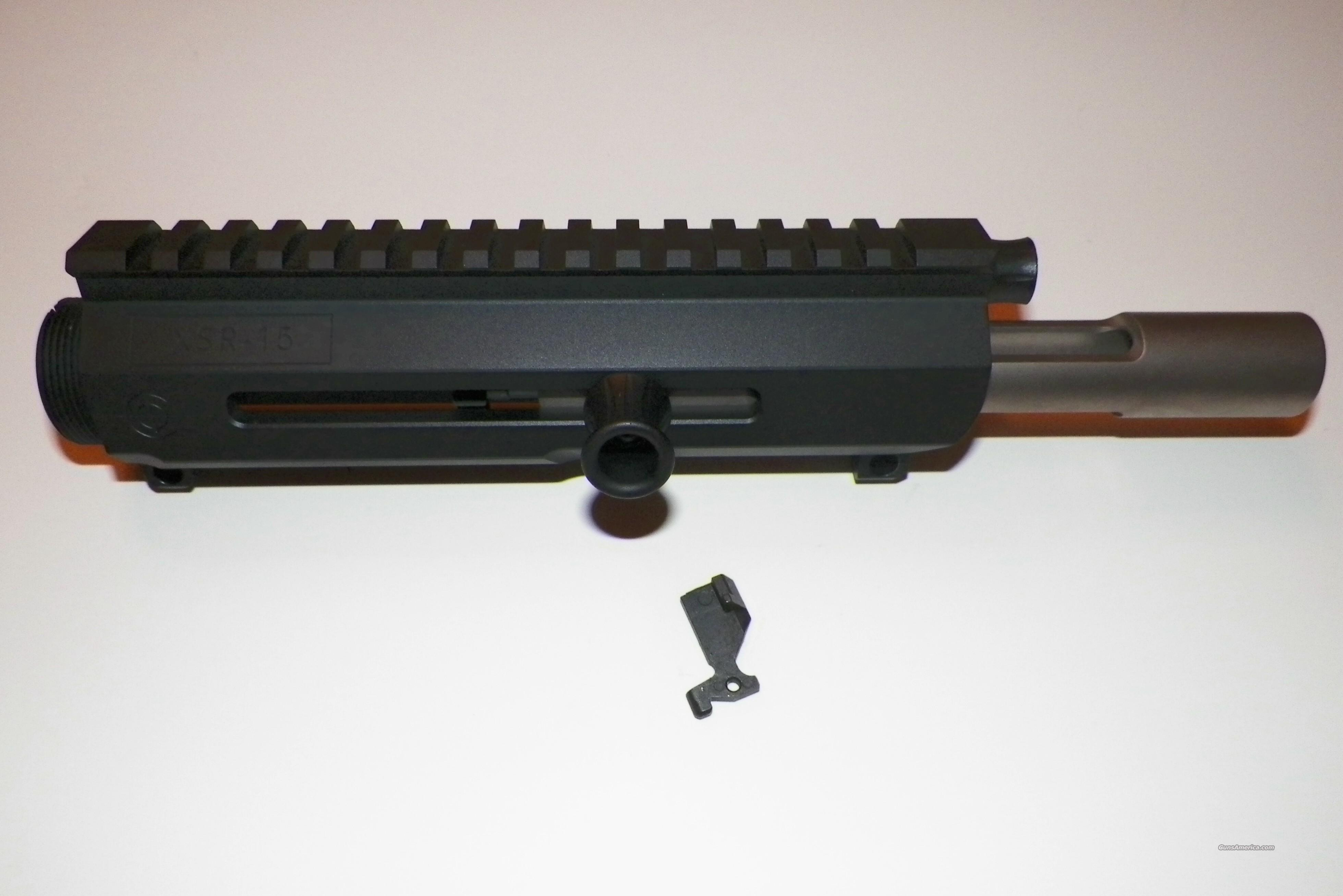 Ar 15 side charging upper receiver ambi bolt action