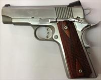"Original Springfield Armory Champion 4"" 1911 steel frame in 45acp."