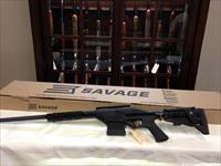 Savage model 10 BA STEALTH 308.