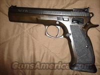 CZ 75 Tactical Sport Upgraded Extras!!!