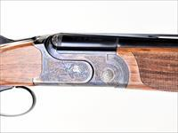 "B. Rizzini - Aurum, Small Action, 28ga. 30"" Barrels with Screw In Chokes. #36040"