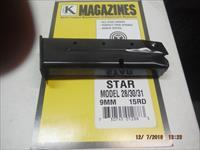 Star 28 30 30M 30MI 31 9mm 15Rd New Magazine