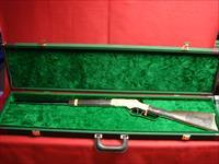 Henry Golden Boy - Alabama 200th Bicentennial Anniversary Rifle - 22LR - 24kt Gold Finish