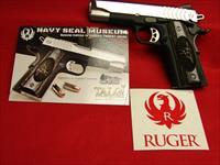 Ruger SR 1911 Navy Seal Museum Edition in 45 acp - Serial # 016
