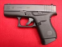 Glock Model 43 - 9mm - Talo w/ Ameriglo-Bold Night Sight/ Front Sights - NIB