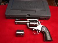 "Exclusive-NIB Ruger New Model Blackhawk Bisley in 45 L.C / 45 acp. w/ 3-3/4"" Barrel"