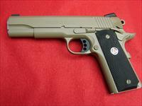 "Colt 1911 Delta Elite in ""Full Dark Earth"" Finish - 45acp - NIB"