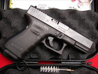 Glock 19 Gen 4 - 9mm Black NIB