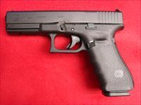 Glock 17 - 9mm - Gen 4 - with New M.O.S. Optic System - NIB