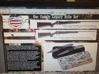 Browning two rifle set matching serial numbers