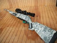 Browning Short-trac 300 WSM ACU Digital Camo with Leupold 4.5-14x VX-L
