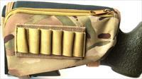 RIFLE STOCK PACK™ | Cheek Pad | Buttstock Ammo Holder Pouch | Remington 700