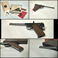Colt Woodsman First Issue