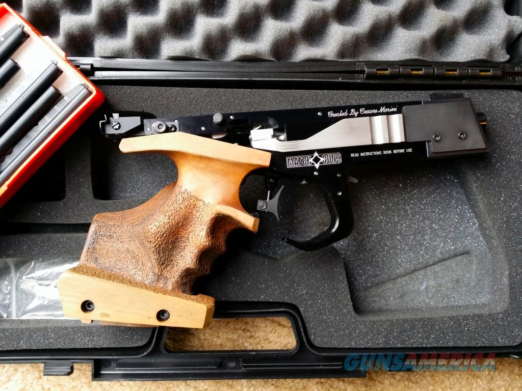 Matchguns Mg 2 Competition Target Pistol 22lr For Sale