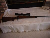 Custom Remington 700 Mountain Rifle in 25-284 Wildcat