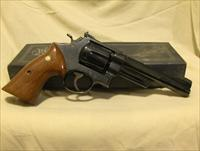 Smith and Wesson S&W Model 27 .357 Magnum