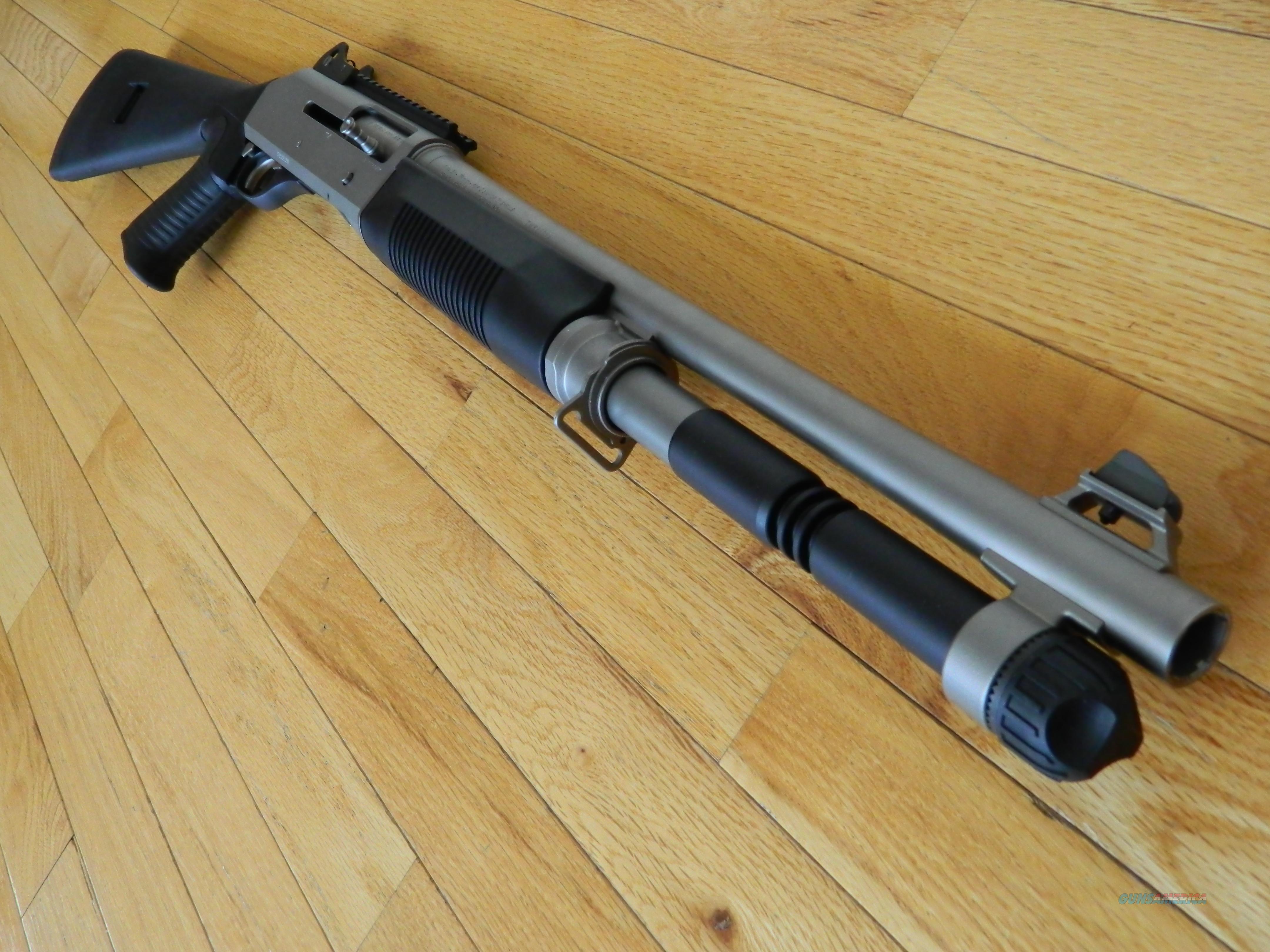 Benelli M4 Tactical H20 Pistol Grip