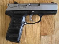Ruger P95 DC Stainless Steel 9mm