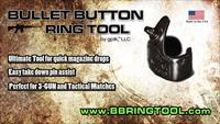 2 PACK BULLET BUTTON RING TOOL for CALIFORNIA AR15 AR10 Magazine release 3 GUN - Tactical Competition