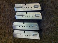 (4) factory s&w 6906 mags 12 round